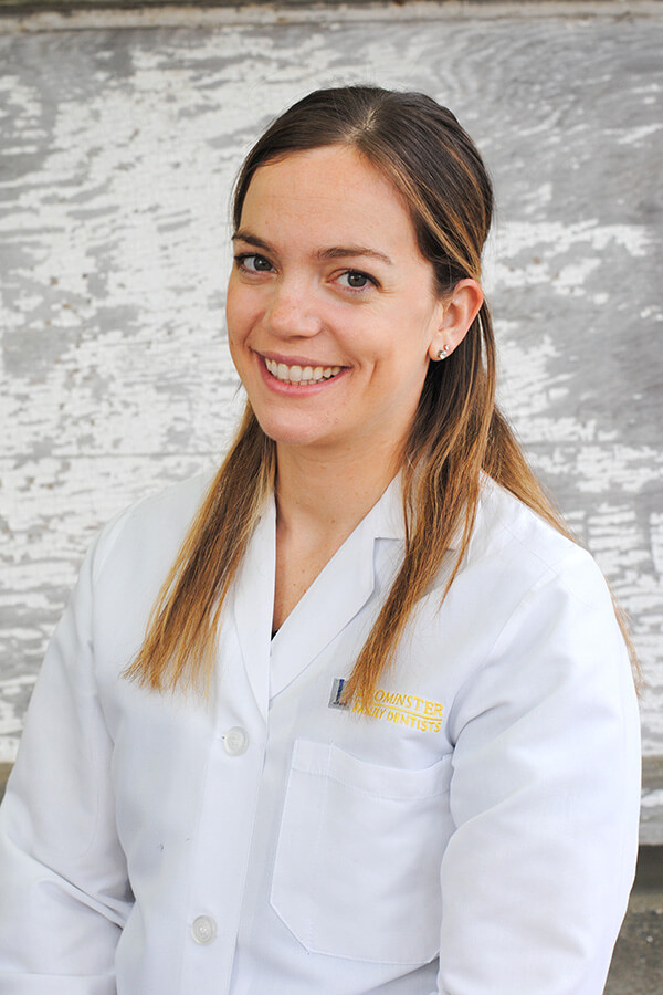 Dr. Allison Hopkinson, dentist at Leominster Family Dentists